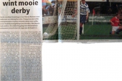 Voetbal persberichten 1