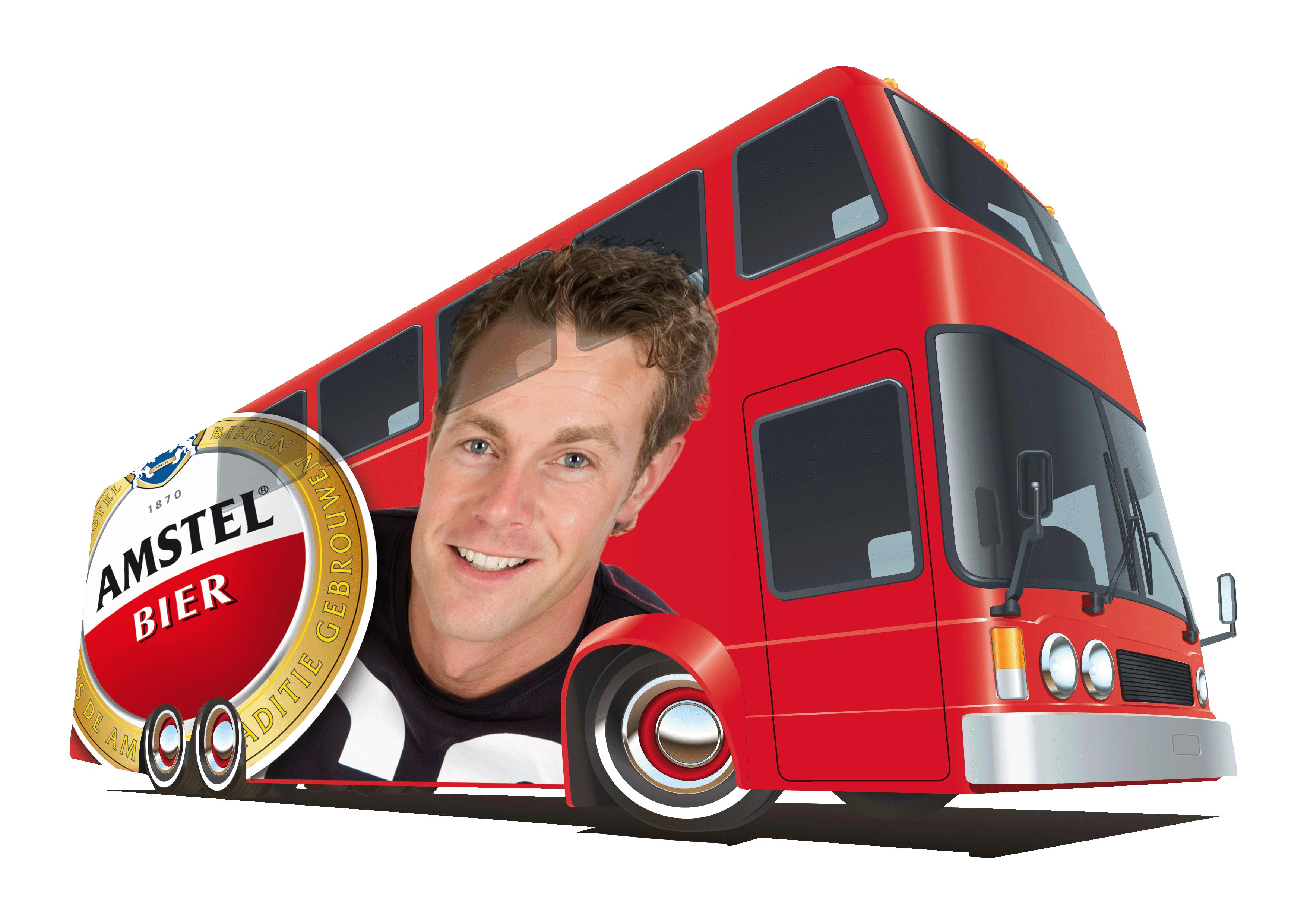Supermarkttour Rene Becker Amstel en Westendorf