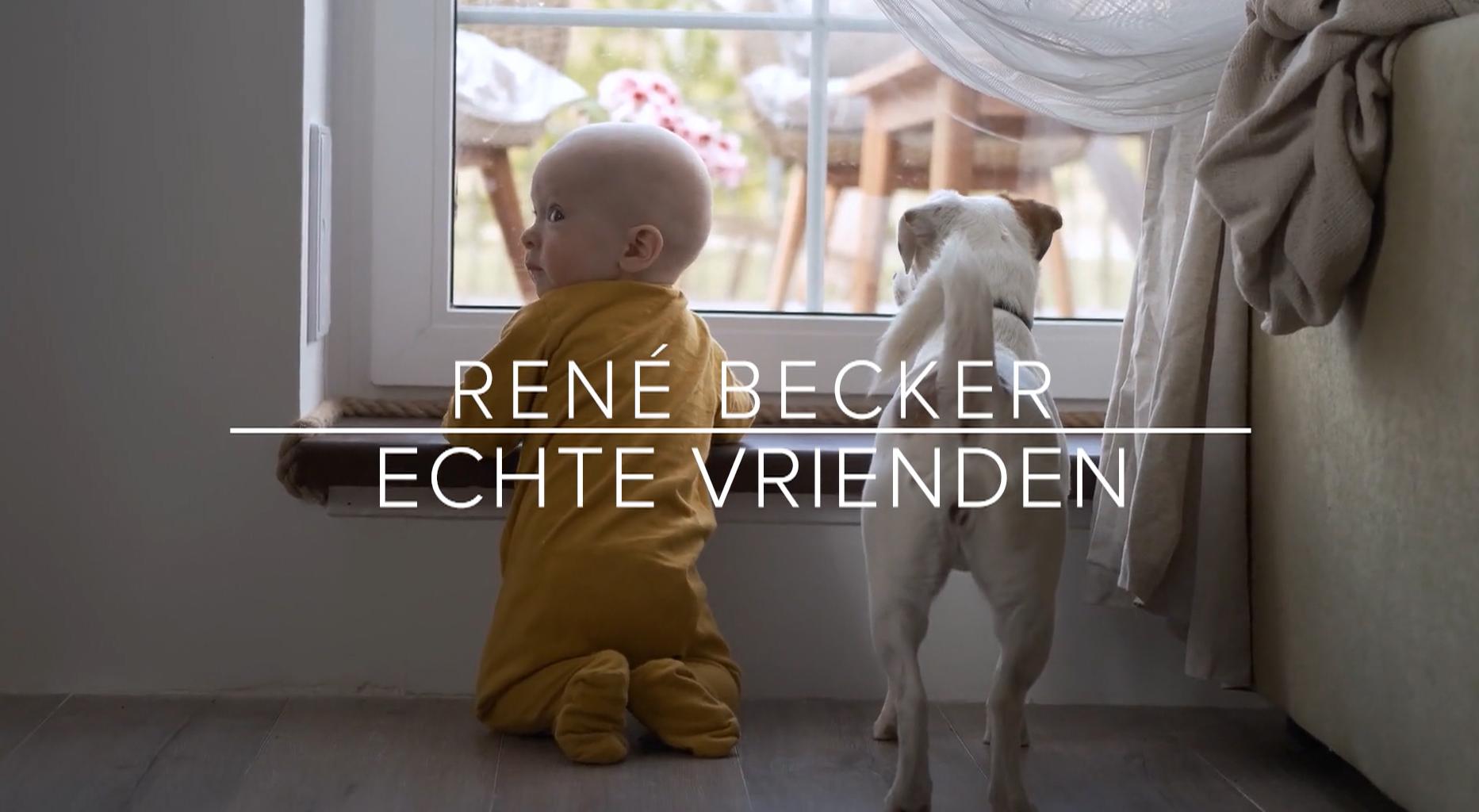 Echte vrienden Rene Becker